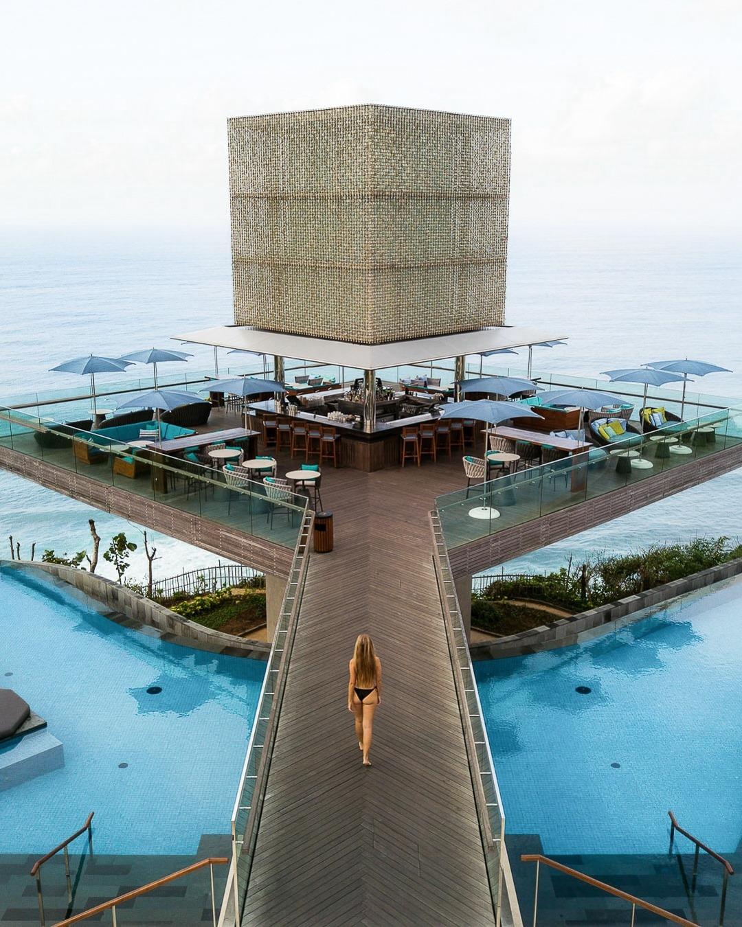 The Cube at Savaya Bali