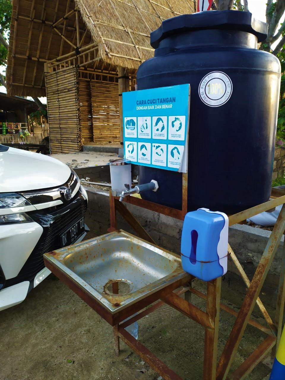 Protokol Kesehatan Wisata Bali