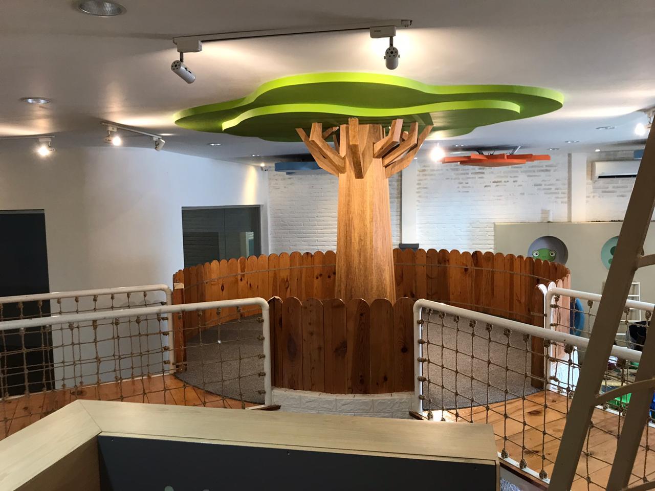 Rumah Pohon Anak