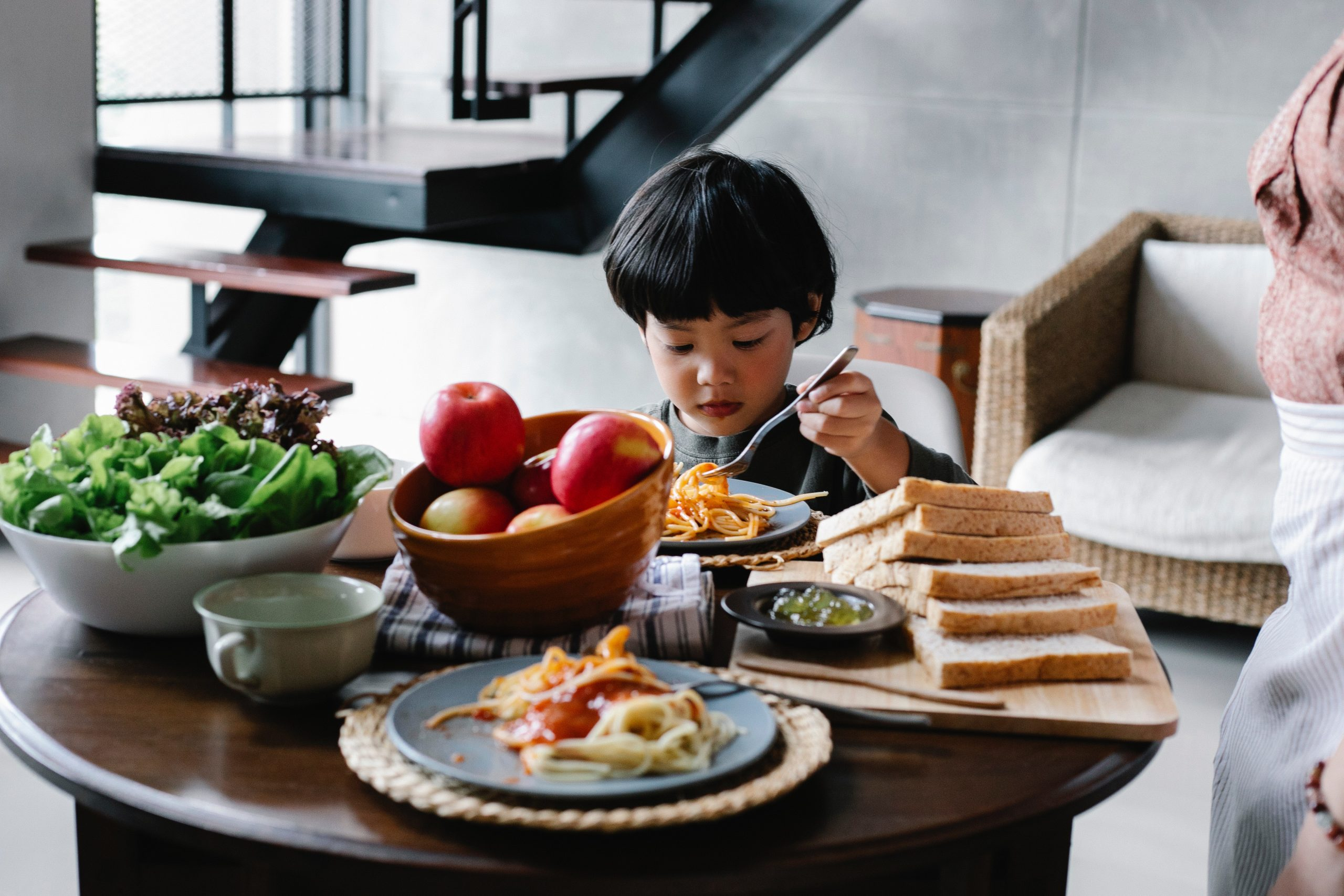 Nutrisi Tumbuh Tinggi Anak