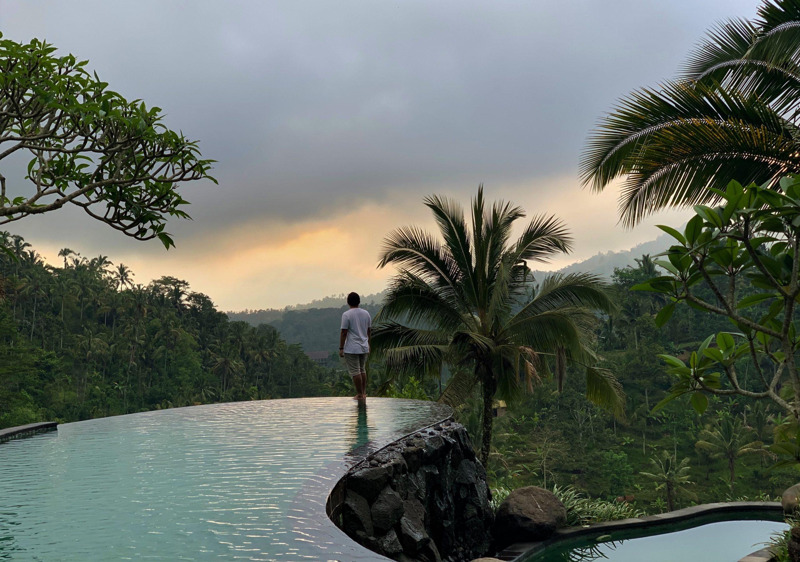 Infinity Pool Adiwana Dara Ayu