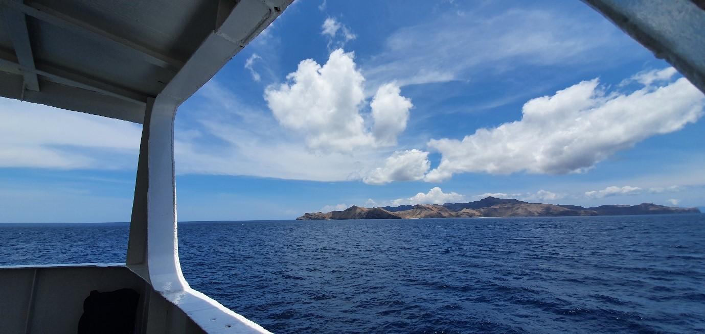 Kapal Penyeberangan Labuan Bajo