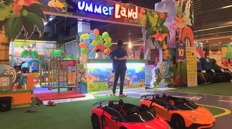 Summerland Lippo Mall Kuta