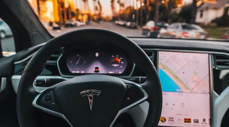 Interior Tesla
