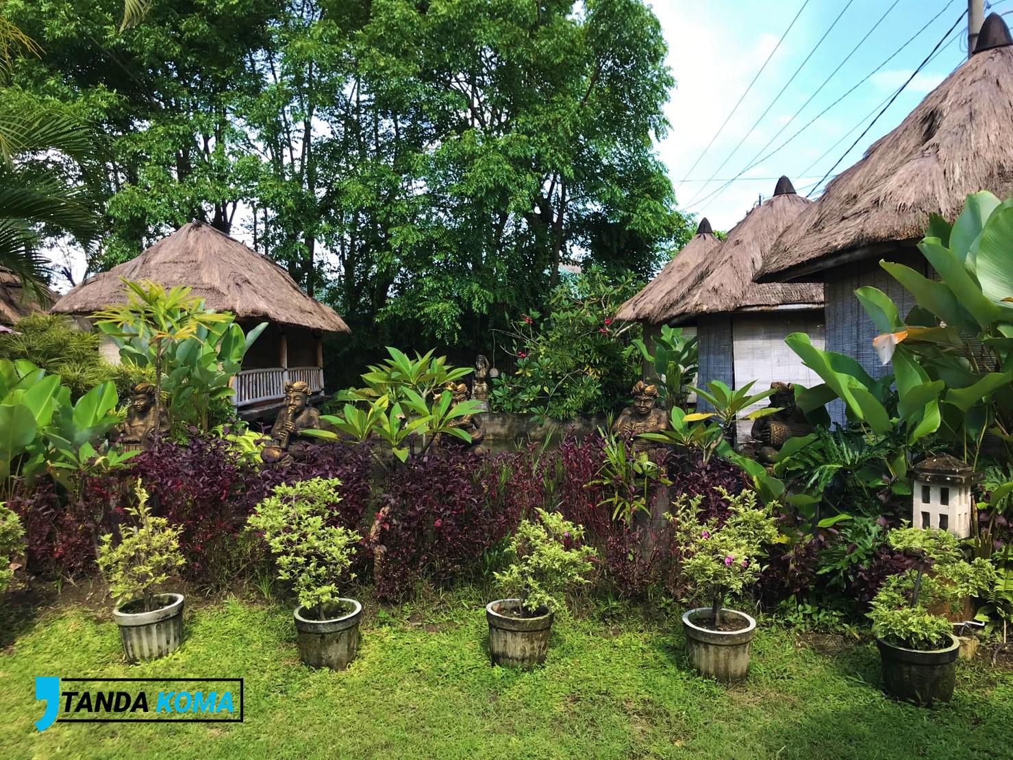 Kebun Warung Pencar Bali