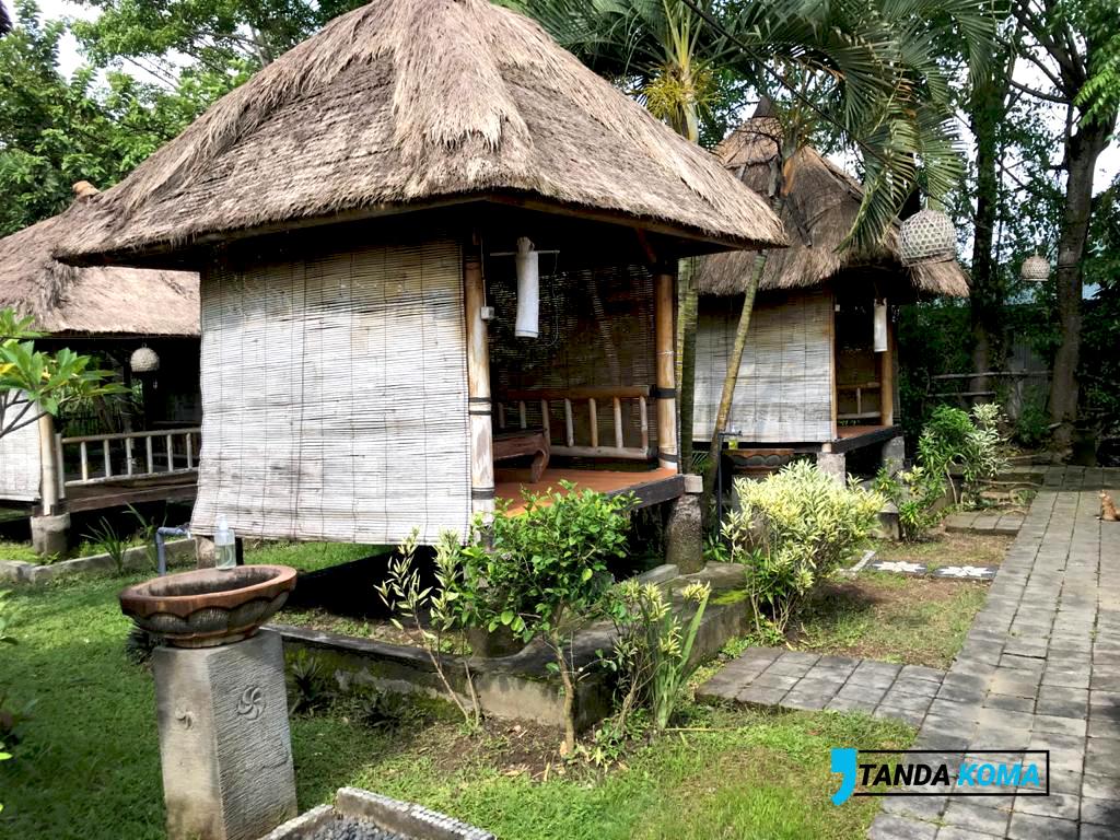 Gubuk Warung Pencar Bali