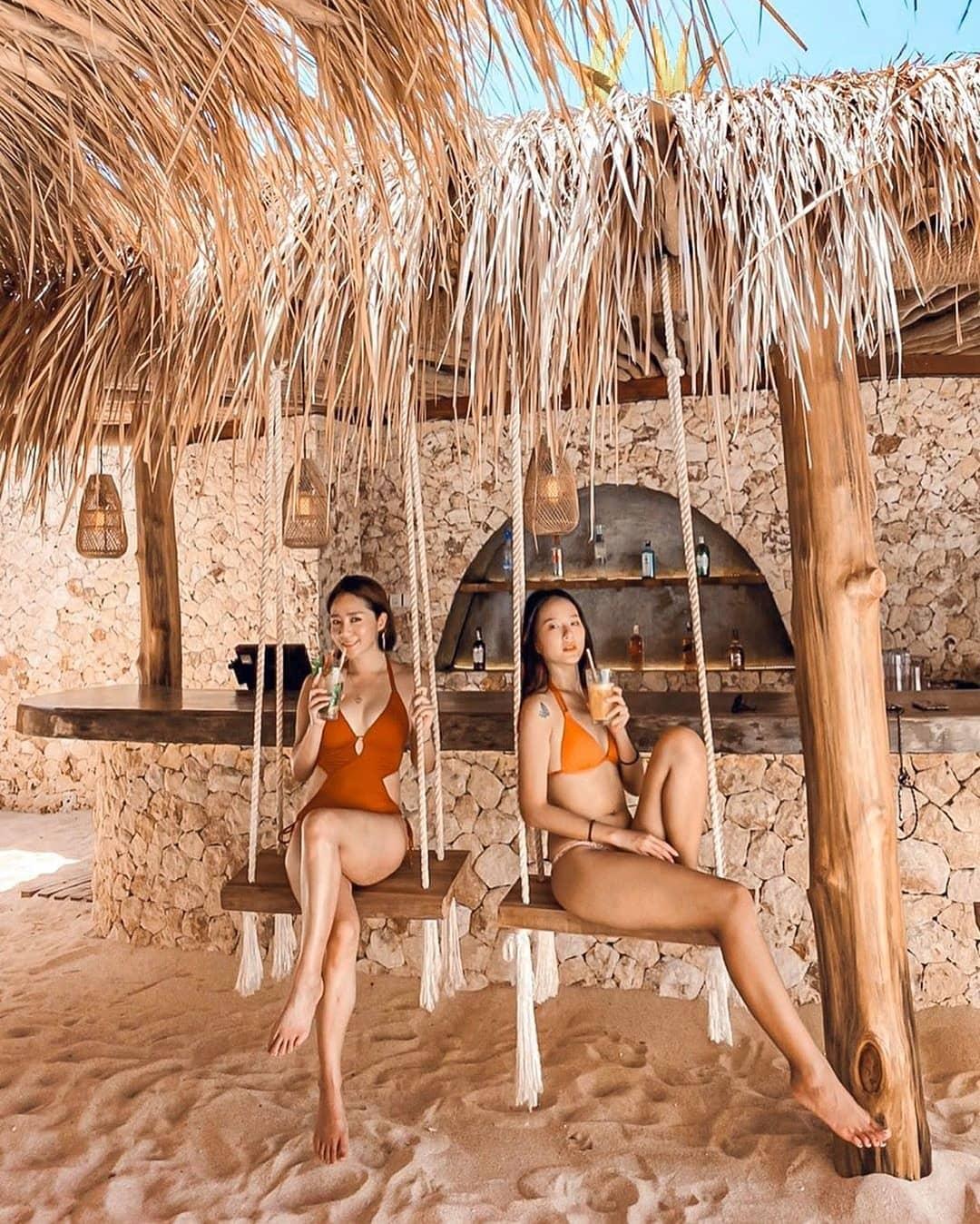 Bar Swing di Palmilla Bali