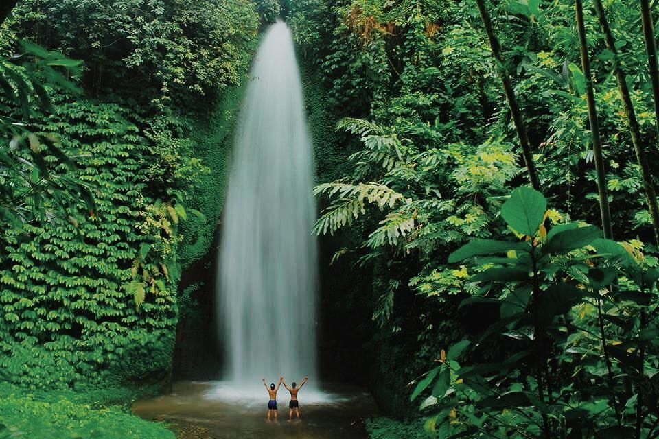 Bunutin Waterfall