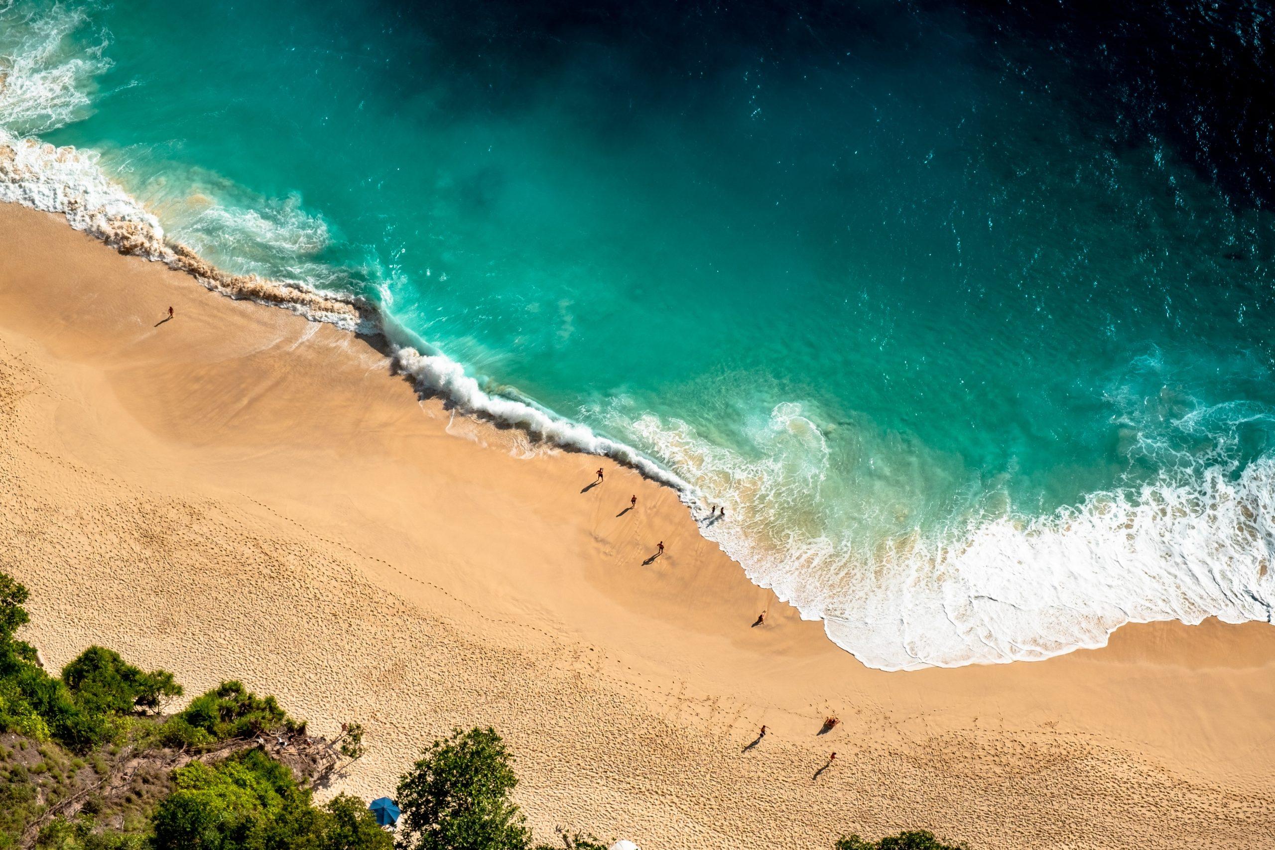 Kelingking Beach Bawah