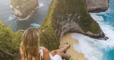 Kelingking Beach Mirip TREX