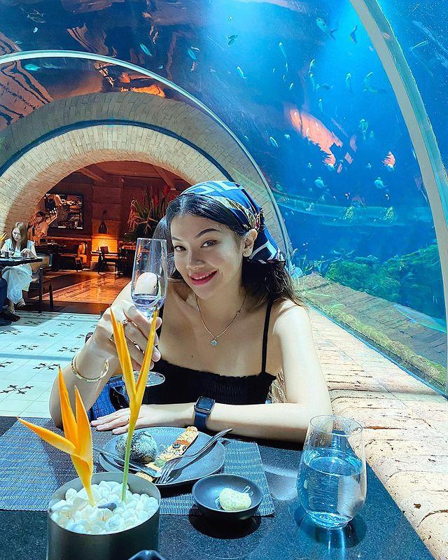 Menu Minuman di Koral Restaurant