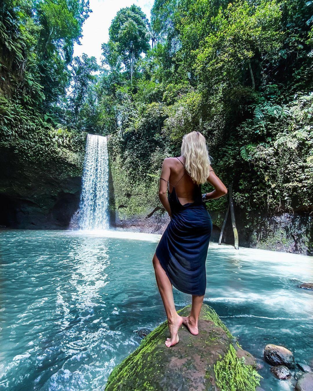 Tegunungan Waterfall