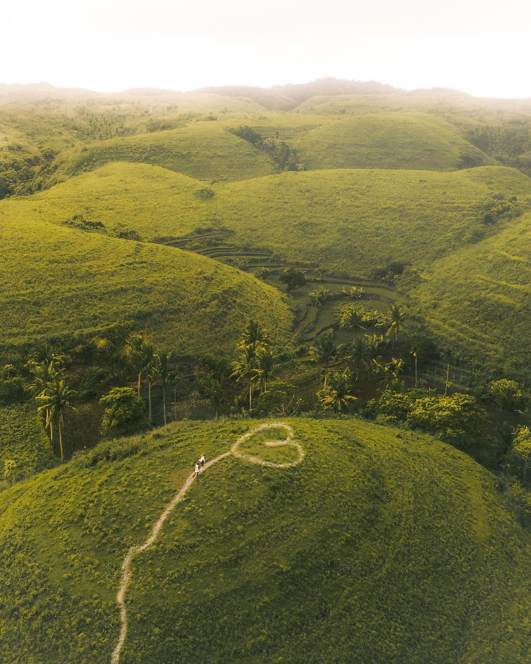 Teletubbies Hill Nusa Penida