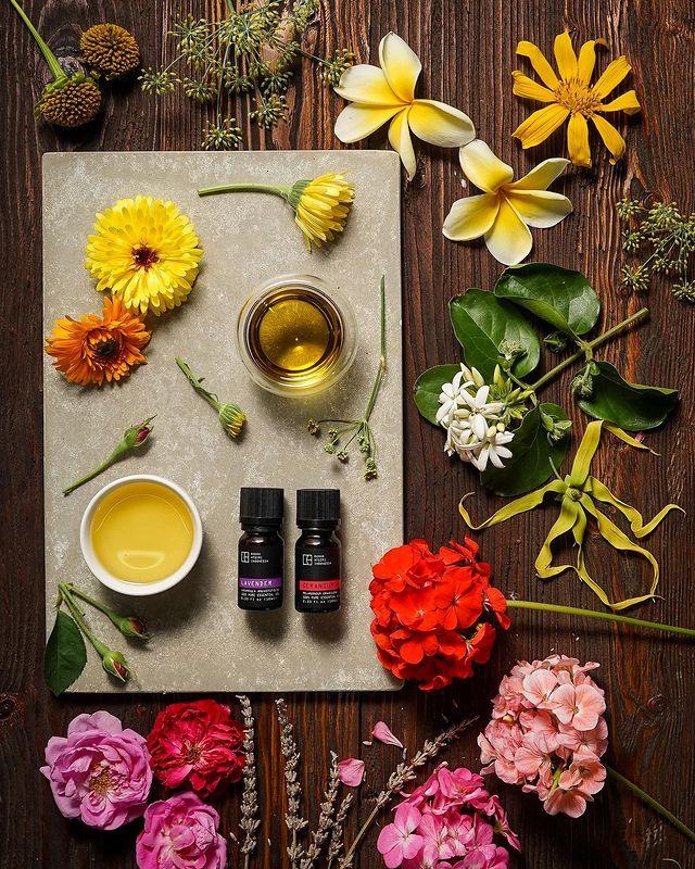 rumah atsiri essential oil