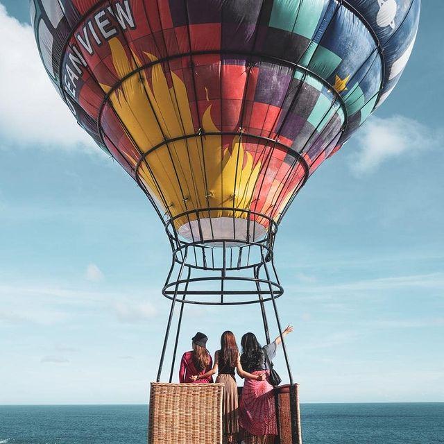 Baloon Spot Foto di Heha