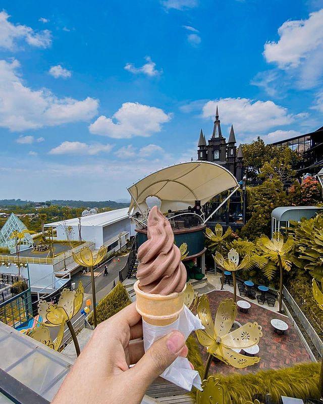 Cakrawala Bandung Ice Cream