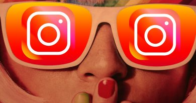 Instagram profile lokasi
