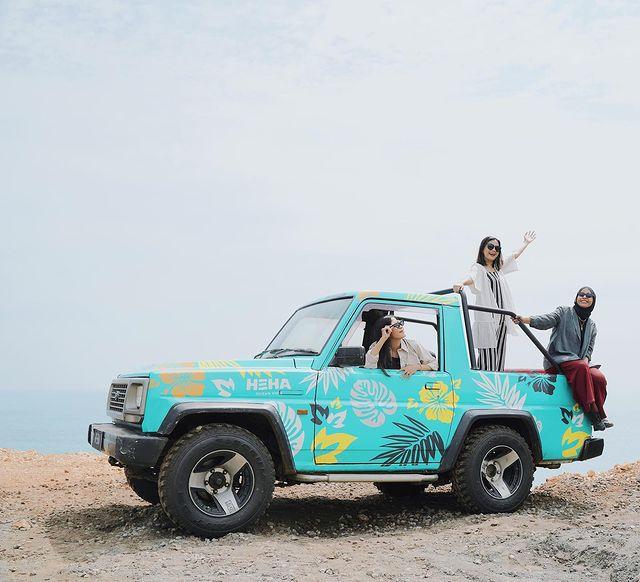 Jeep Spot Foto di Hehajpg