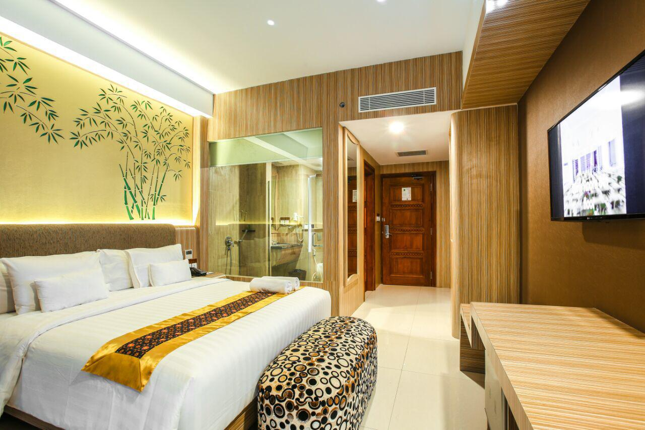KJ Hotel - Deluxe Room