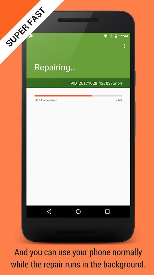 Memperbaiki Video di Android