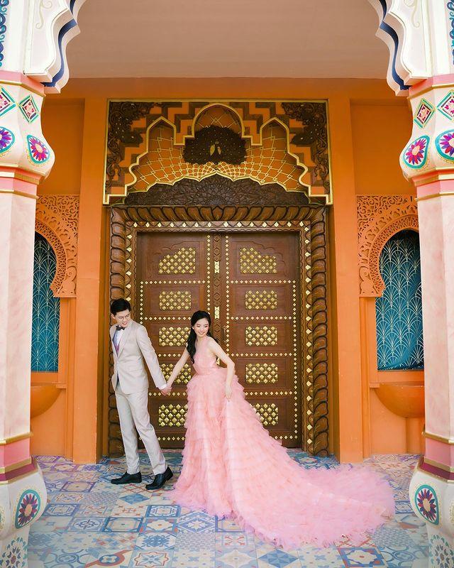 Wedding The Great Asia Africa Lembang