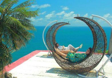 Puncak Segoro Jogja, Wisata Baru Di Jogja dengan Pesona Sunset Terbaik View Pantai!