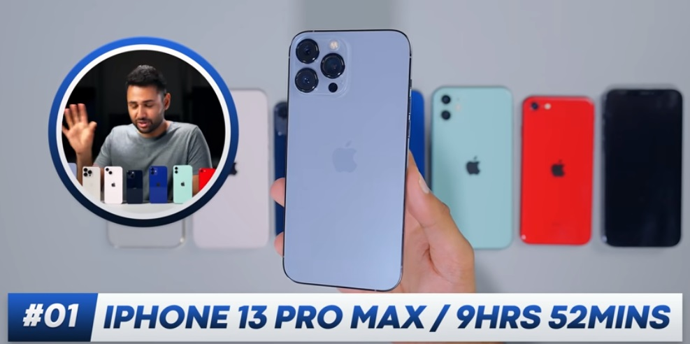 batere iphone 13