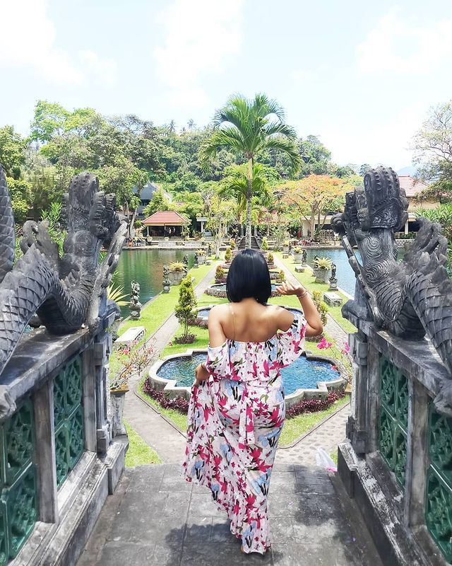 Sejarah Tirta Gangga Bali